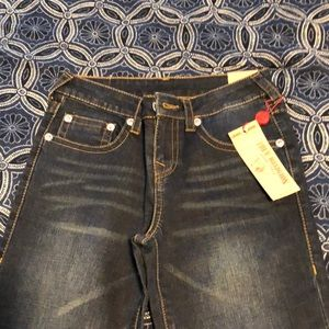 Boys Size 12 True Religion Pants New with Tags